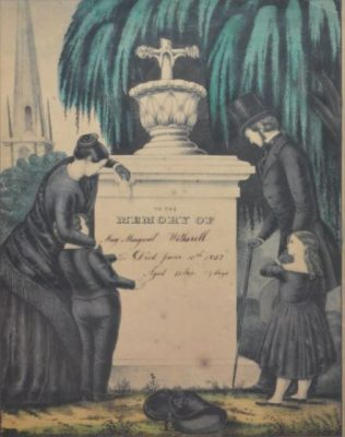 Victorian Memory and Mourning, plus Cemetery Symbo...