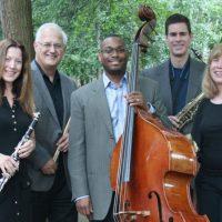 Outdoor Concerts: ZAZZ:  Alternative Jazz Quintet