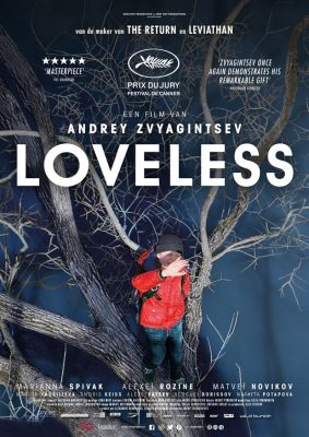 """The After Hours Film Society Presents """"Loveless"""""""