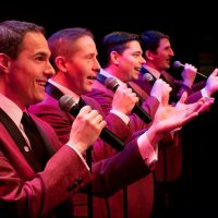 Concerts on the Commons: The Four C Notes—Music of Frankie Valli and the Four Seasons