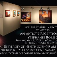 NUHS Exhibit Featuring the Work of Stephanie Boesso