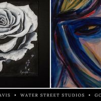 Gallery Exhibit: Kerri Ann Reavis and Gordon Parker