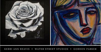 Gallery Exhibit: Kerri Ann Reavis and Gordon Parke...