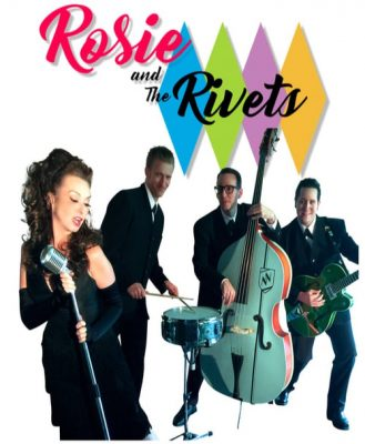 Itasca Concert Series: Rosie & the Rivets