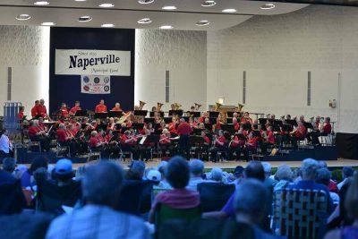 """Naperville Municipal Band Concert: """"Naperville 190..."""