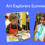 Art Explorers Summer Camp Grades K - 5