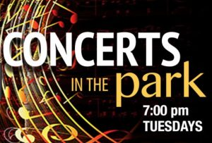 Free Concerts in the Park: The Associates