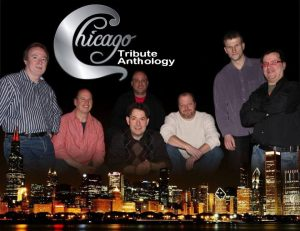 Bensenville Music in the Park: Chicago Tribute Anthology