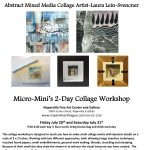 Micro Mini 2-Day Collage Workshop