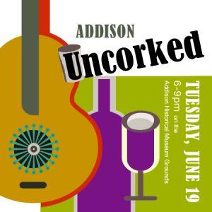 Addison Uncorked Fundraiser