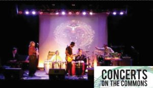Concerts on the Commons: Rico