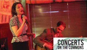 Concerts on the Commons: Petra van Nuis Quartet