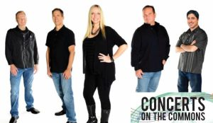 Concerts on the Commons: Off the Charts