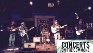 Concerts on the Commons: Sixes & Sevens