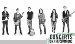 Concerts on the Commons: The Millennials