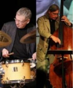 An Evening with Jazz Bassist Kelly Sill and Drummer Jack Mouse