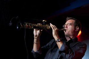 An Evening with Jazz Saxophonist Mitch Paliga