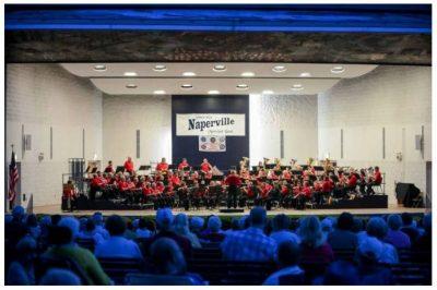 "Naperville Municipal Band Concert: ""Anniversaries Night"""