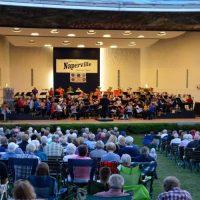 "Naperville Municipal Band Concert: ""Rene Rosas Conducting"""