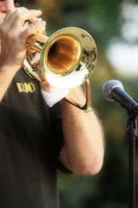 Free Concerts in the Park: Reunion Jazz Orchestra