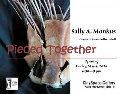 Sally A. Monkus:  Pieced Together