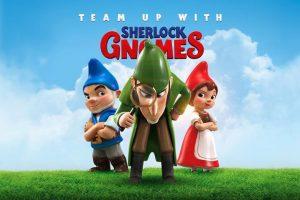 Wednesday Morning Movie Series: Sherlock Gnomes