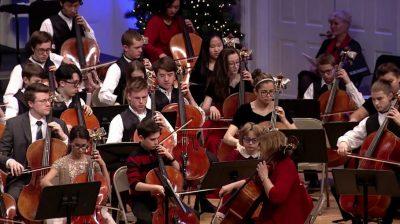 Suzuki Strings Christmas Concert