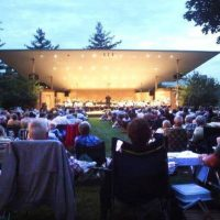 Wheaton Memorial Park Concerts:  International Stage