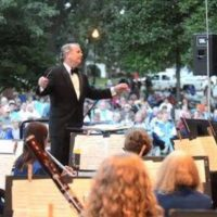 Wheaton Memorial Park Concerts:  Guest Conductor