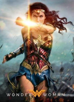 Movies in the Park: Wonder Woman