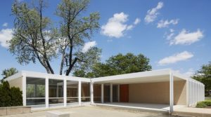 Mies's McCormick House Revealed: New Views