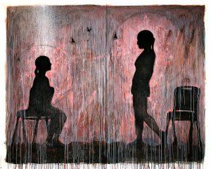 """Schoenherr Gallery: Sergio Gomez """"Parallel Stories"""""""