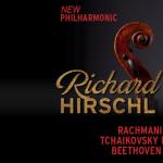 New Philharmonic Presents: Richard Hirschl
