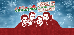 Presley, Perkins, Lewis and Cash: A Million Dollar Christmas