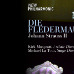 New Philharmonic Presents: Die Fledermaus by Johann Straus II