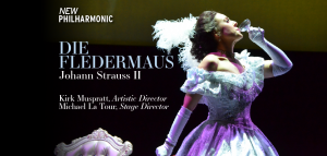 New Philharmonic Presents: Die Fledermaus by Johan...