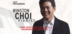 New Philharmonic Presents: Winston Choi