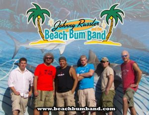 Johnny Russler & the Beach Bum Band at Fishel Park