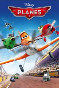 Movies on the Green: Planes