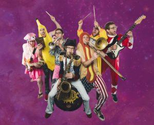 Dancin' in the Street: Porky's Groove Machine