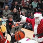 "DuPage Symphony Orchestra, ""Joy to the Holidays"" 4 pm"