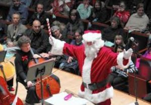 "DuPage Symphony Orchestra, ""Joy to the Holidays"" 2 pm"