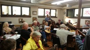 Country/Western Sing-Around at Two Way Street Coff...