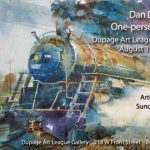 Dan Danielson One-Person Exhibit