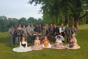 8th Annual Lombard Civil War Reenactment