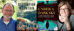 William Kent Krueger & Lori Rader-Day