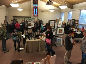 4th Annual Calvary Episcopal Church Art Fair