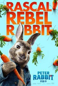 Wednesday Morning Movie Series: Peter Rabbit