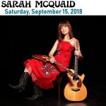 Sarah McQuaid