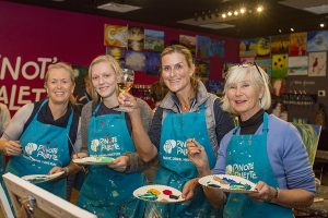 Sign Up for an Entertaining Painting Event